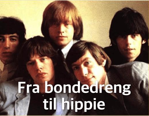 Fra bondedreng til hippie