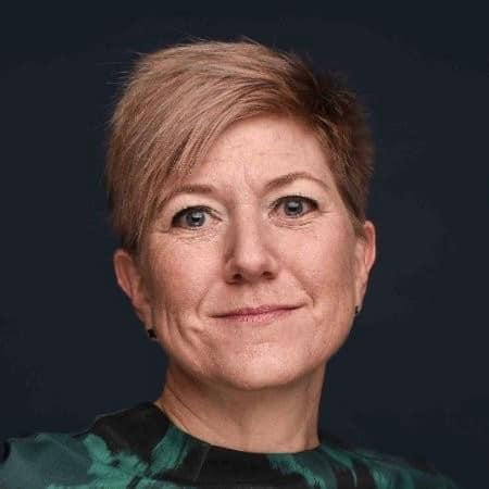 Dorthe Andreas