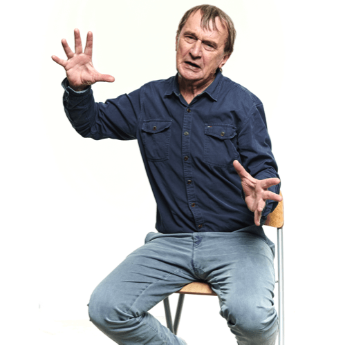 Historiefortæller Jens Peter Madsen FAVICON