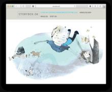 Storybox 2017 – Danmarks første internetforlag for mundtlig fortællekunst