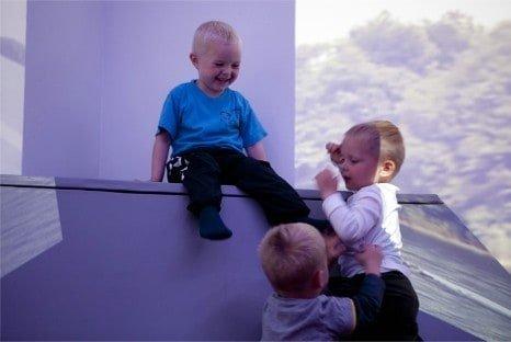 Dialogisk fortælling med børn