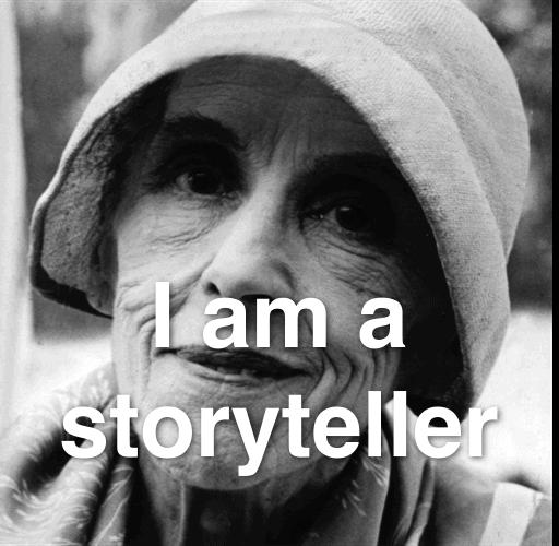 Karen blixen – I am a storyteller